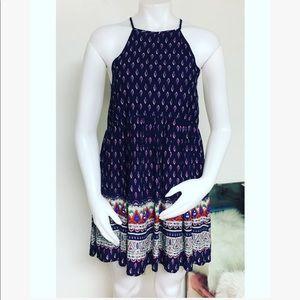 Loveriche Patterned Dress